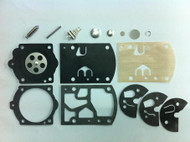 Walbro K10-WB Carburetor Repair Rebuild Overhaul Kit,Homelite,Dolmar,Tanaka,Solo
