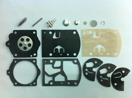 Walbro K10-WB Carburetor Repair Rebuild Overhaul Kit,Homelite,Dolmar,Tanaka,Solo