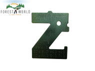 Carburettor Z metering lever gauge settings tool For ZAMA Carburettor adjusting