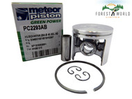 Husqvarna 154, 254,254xp piston kit,45 mm,503 50 37 01 ,Made in Italy by METEOR