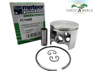Husqvarna 268,268S,268K piston kit,50 mm,503 44 83 71,Made in Italy by METEOR