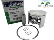 Husqvarna 272,272xp piston kit,52 mm,503 60 98 03,Made in Italy by METEOR
