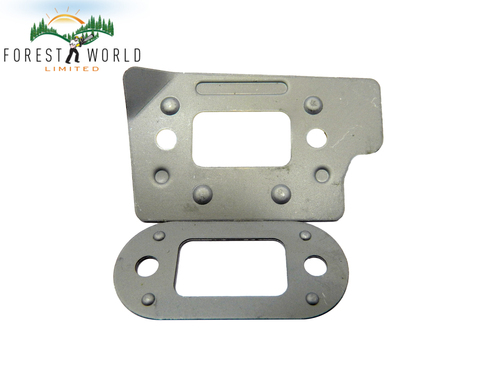 STIHL 024 MS240 026 MS260 heat shield & gasket,11211413200 & 11211416500