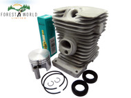 Stihl MS 170,017 chainsaw cylinder & piston kit,37 mm,new,1130 020 1204