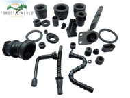 Stihl MS660 066 chainsaw hose,buffer,manifold,line,tube,plug,full rebuild kit