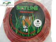 SIAT Heavy Duty Professional ALU Strimmer line, 15 m,2,7 mm,ROUND