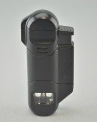 VECTOR - Radar Triple Flame Torch Lighter - Black Matte