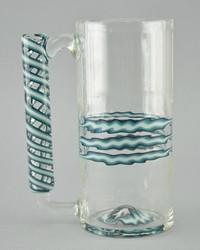 SGW - Worked Wig-Wag Beer Glass Mug - #2