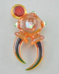2BA - Warlock Pendant w/ Opal - #?? of 2012 - NOT FOR SALE