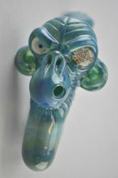 COYLE - Monkey Head Sherlock w/ Millie Cluster Eye by Gabe Halliday - NOT FOR SALE