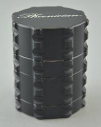 PHOENICIAN - Small 4-Piece Grinder - Black