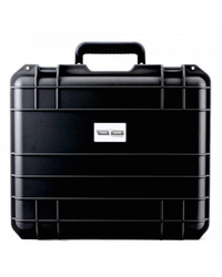 "THE T CASE - 12"" Waterproof Hard Protective Travel Case - Black"