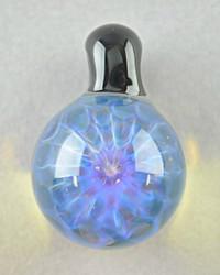 ID Glass - Honeycomb Pendant - #6