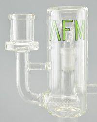 AFM - Inline Ash Catcher w/ 18mm Joint & 90* Angle Joint (Pick a Color)