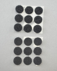 SCRUBBERZ - Replacement Nylon Scrubber Pads (18 Pack)