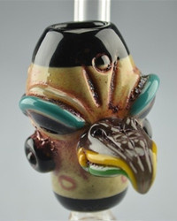 CREEP - Sculpted Bird Vapor Dome - 14mm