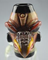 CREEP - Sculpted Bird Vapor Dome - 18mm