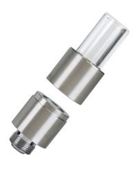 APOLLO AIRVAPE - Om Dual Quartz Atomizer & Mouthpiece