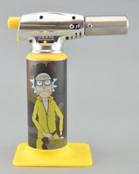 "ERRLY BIRD - ""Torch Art"" Butane Torch Lighter - Rick & Morty x Breaking Bad"