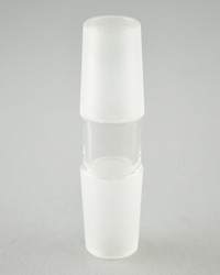 AFM - Glass Adapter - 18mm Male to 18mm Male