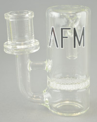 AFM - Honeycomb Ash Catcher w/ 14mm & 90* Angle Joint (Pick a Color)