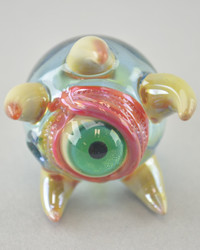 "BARD - 30mm ""Eyeball"" Bubble Carb Cap - #1 (UV Reactive)"