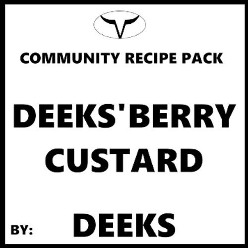 Deeks' Berry Custard By Deeks (Discounted Full Recipe)
