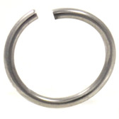 Stainless Steel Bendable Nose Ring Hoop 18G