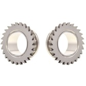 "Oversized Saw Blade Steel Tunnels (9/16-1"")"