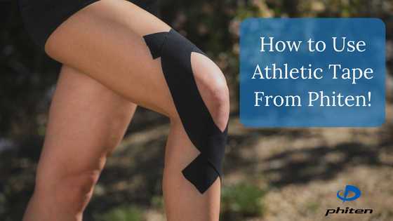 PHITEN Athletic Tape