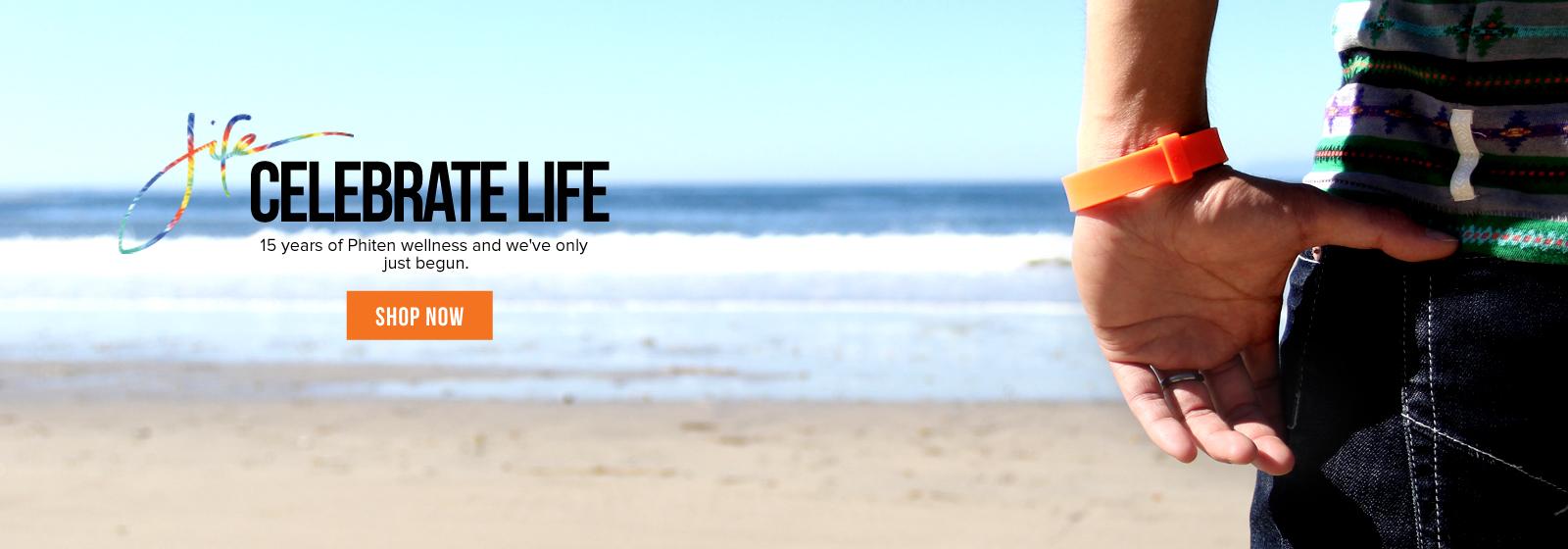 LIFE By Phiten