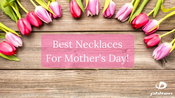 mothers day gift titanium necklace
