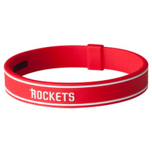 Houston Rockets®  NBA® Titanium Bracelet