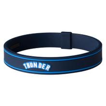 Oklahoma City Thunder®  NBA® Titanium Bracelet