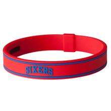 Philadelphia 76ers®  NBA® Titanium Bracelet