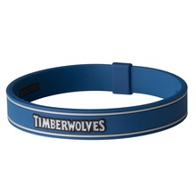 Minnesota Timberwolves®  NBA® Titanium Bracelet