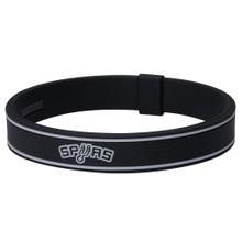 San Antonio Spurs®  NBA® Titanium Bracelet