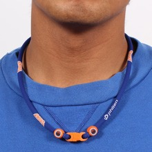 New York Knicks®  NBA® Titanium Necklace