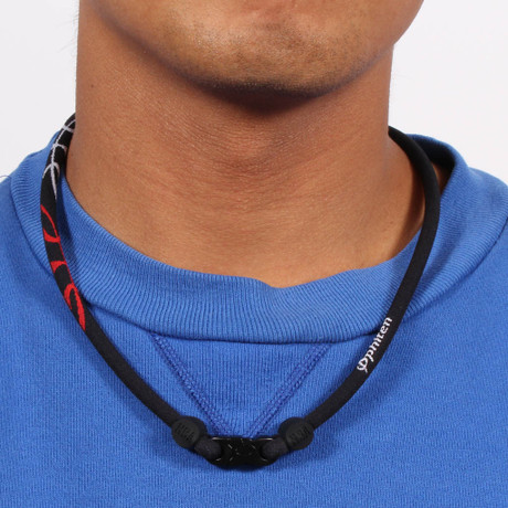 NBA Logo Man NBA Titanium Necklace