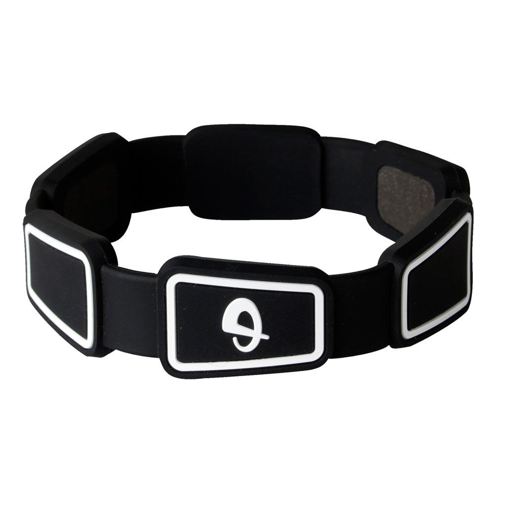 Phiten Renegade Titanium Silicone Wristband