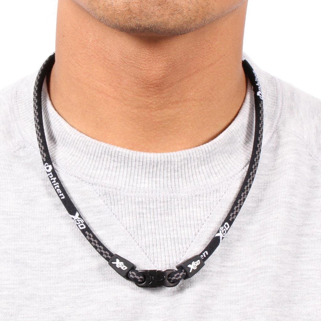 Phiten Necklaces: X50 Original Titanium Necklace