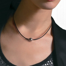 X100 Titanium Necklace Mirror Ball