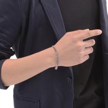 Titanium Chain Bracelet