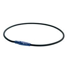 X100 TITANIUM LEASH MODEL NECKLACE Blue IP