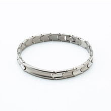 Titanium Plate Bracelet