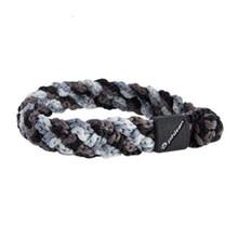 X50 Aqua Titanium & Aqua Platinum Braided Bracelet