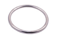 "Stainless steel light-weight shibari ring, 10"" (25.5cm) SPECIAL OFFER!"