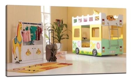 Baby toy room layout design
