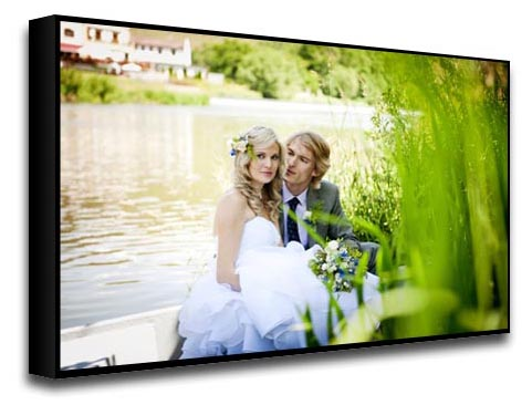 Floating Frames For Canvas Cheap Floater Canvas