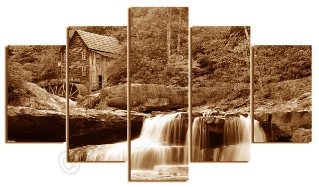 waterfall-landscape-photo-scenery-on-modern-contemporary-art-6-